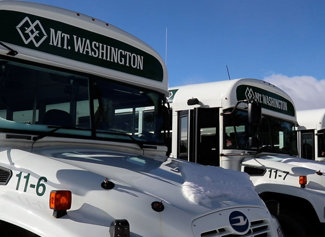 Bus anbd Shuttle Servce   To and from Mt Washington