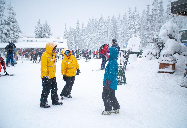 Work at  Mount Washington Alpine Resort