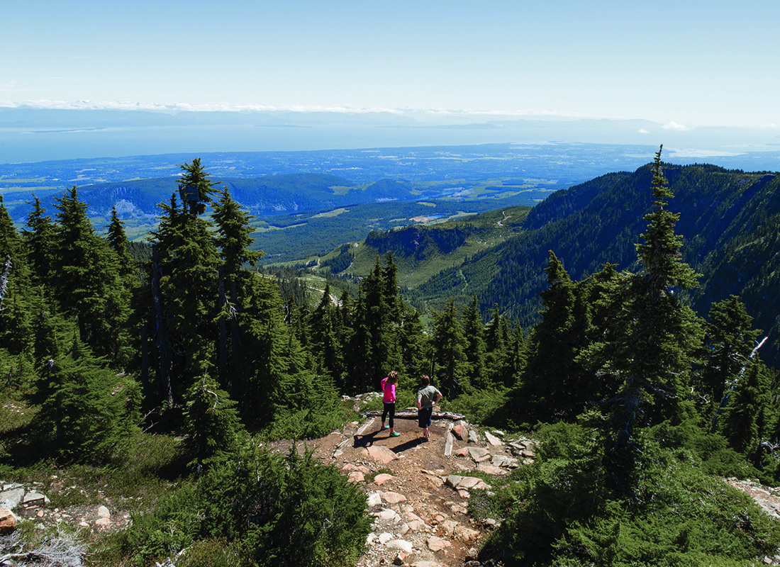 Mount Washington Hiking