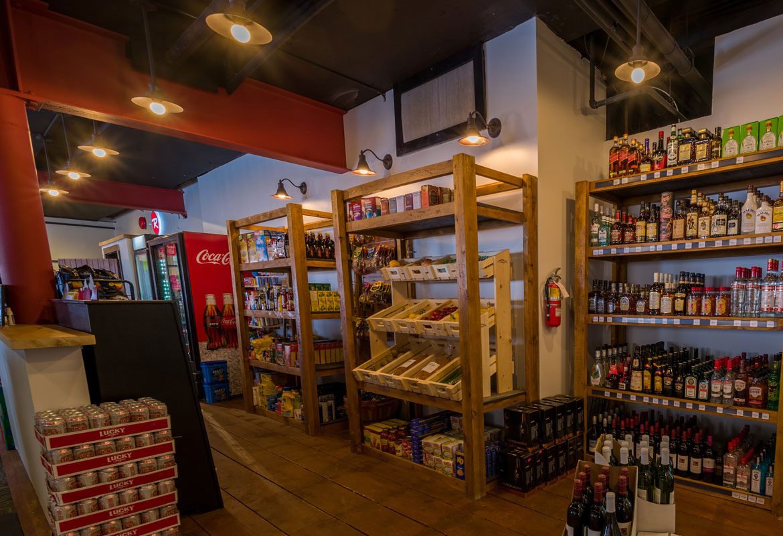 Mount Washington Grocery Store