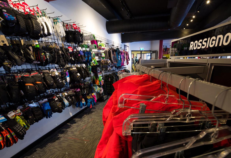 Mount Washington Retail Store